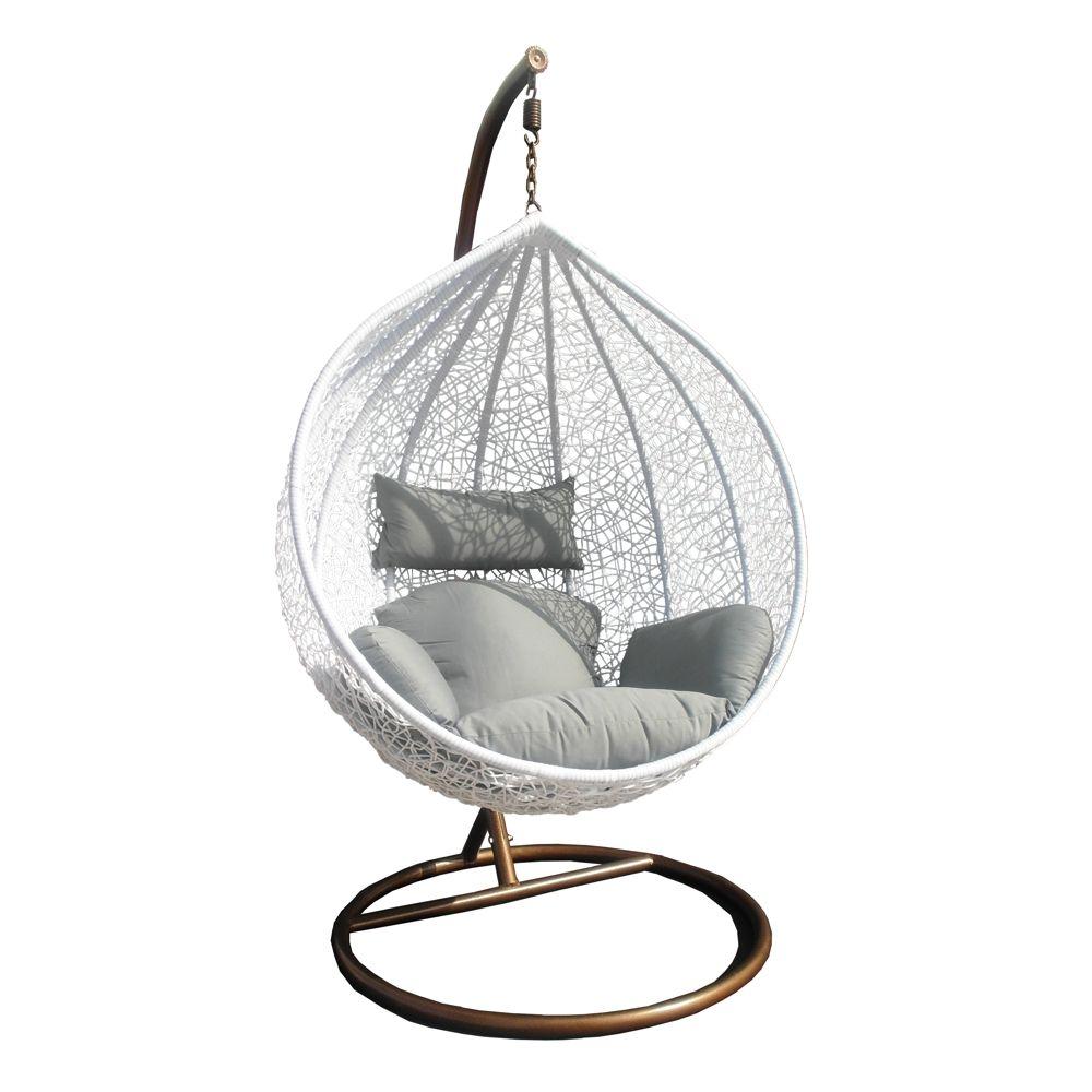 Details Zu Swing Chair Hangesessel Hangestuhl Polyrattan