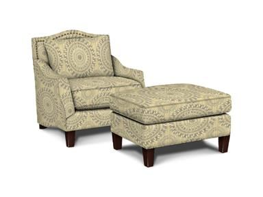 Hickorycraft Living Room Chair 031410   Hickorycraft Upholstery    Hiddenite, North Carolina
