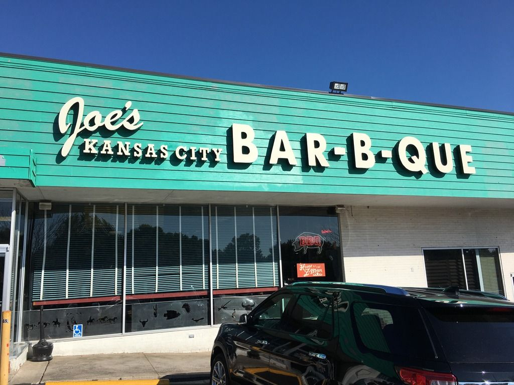 American Royal Bbq Pilgrimage Day 3 Joe S Kansas City Bbq With Images Joe S Kansas City Bbq Bbq Kansas City Bars