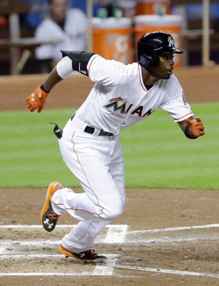 Dee Gordon, Miami Marlins | Sports | Pinterest | Béisbol y Deporte