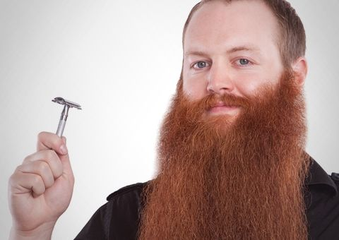 how to make more facial hair grow