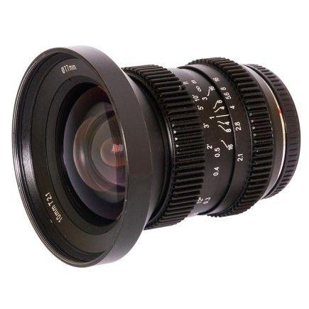 Slr Magic Hyperprime Cine 1021mft Hyperprime Cine 10mm T2 1 Mft Blackmagic Cinema Camera Slr Cinema Camera