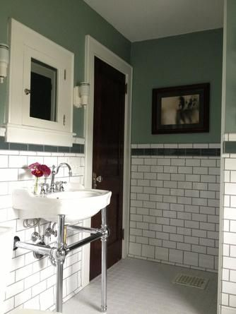 This Old House Reader Remodel Contest Bathrooms Subway Tile