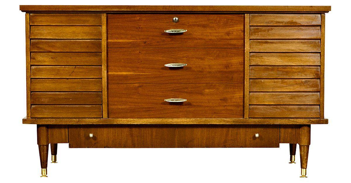 Mid Century Modern Cedar Chest · Lane FurnitureModern ...