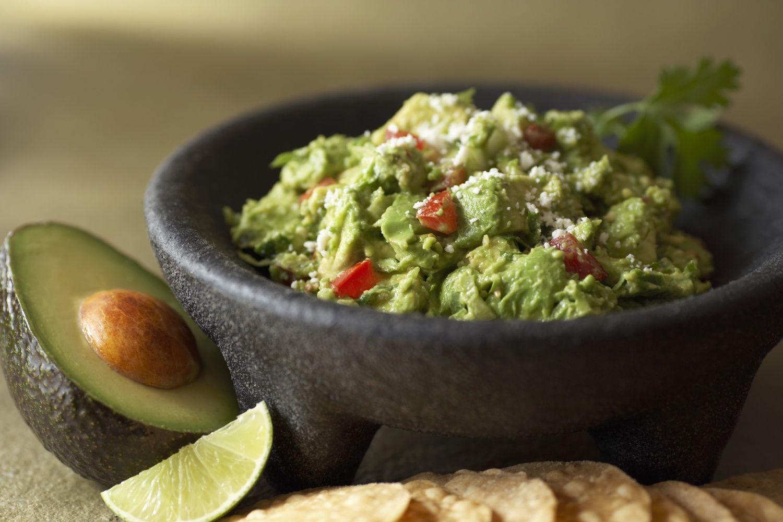 Guacamole recipe food gluten free restaurant menus
