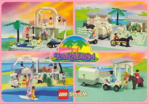 Apparently The New Girl Legos Are Stirring Up Controversy I Remember Having These Paradisa Legos In The Early 90s Girl Legos Aren T New Haha