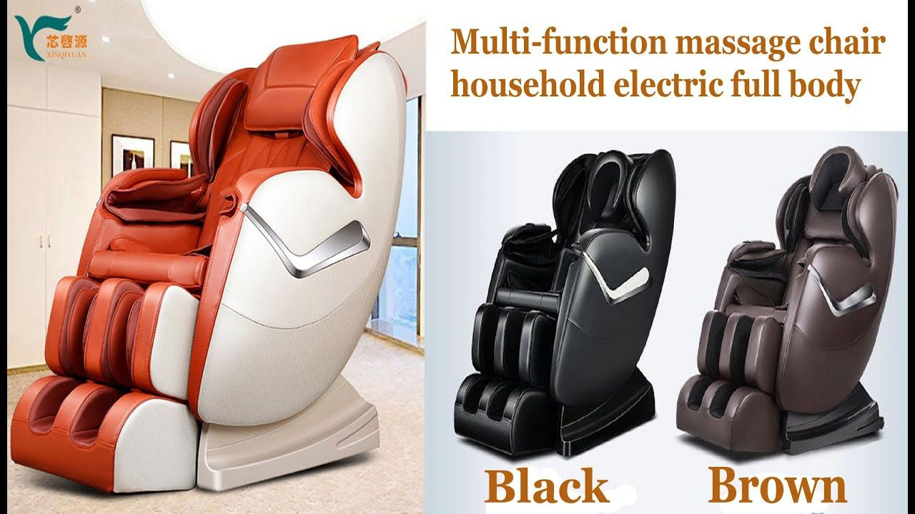 What is the best full body massage chair Multi function