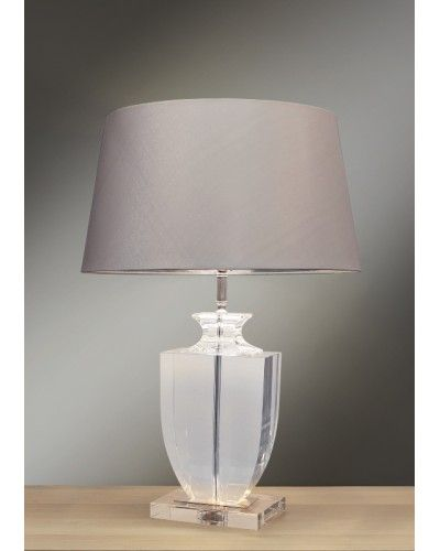Table Lamp with Empire Shade
