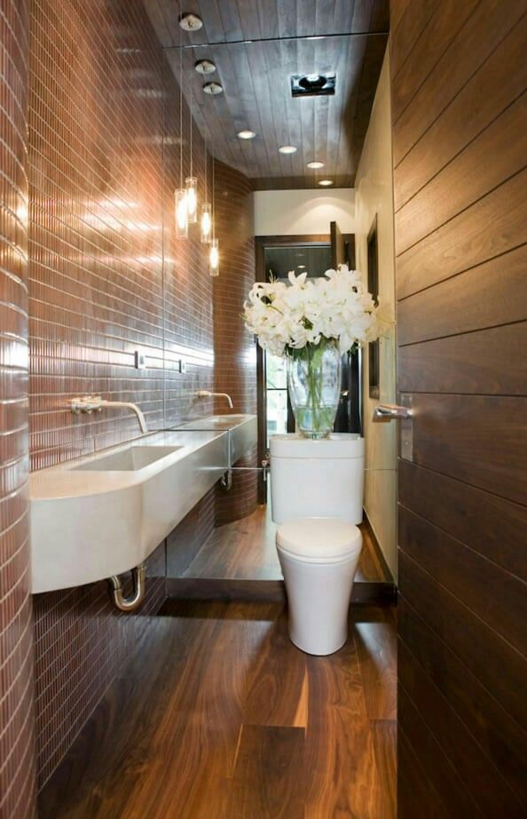 Social Rustic Chic  Baños  Pinterest  Small Bathroom Designs Delectable Small Bathroom Design Tips Inspiration Design