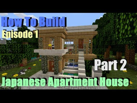 Minecraft Very Small Modern House Tutorial Anese Inspired Part 1 You