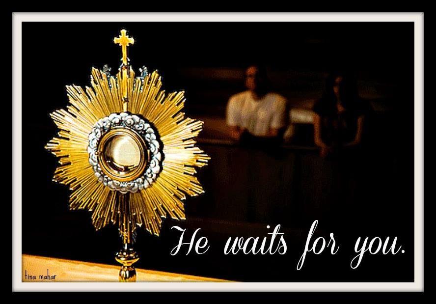 Find a Eucharistic Adoration Chapel Near You: http://www.acfp2000.com/Chapels/worldmap.htm