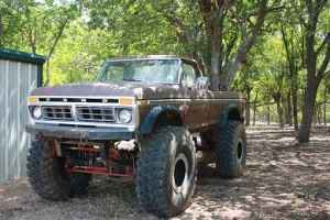 Monster mud trucks 1976 ford f 250 4x4 monster mud truck photo monster mud trucks 1976 ford f 250 4x4 monster mud truck photo by shelbymike38 sciox Images