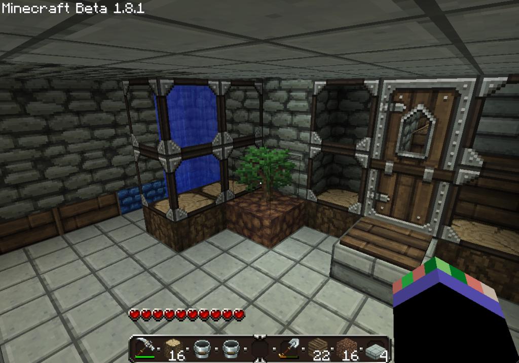 Minecraft Bathroom 02 By ~yukki24 On DeviantART