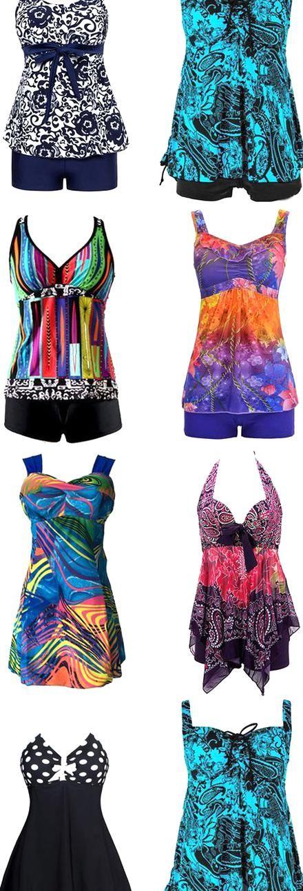 Cute Tankini Swimsuits for women         #liligal #swimwear #swimsuit – Swimsuit