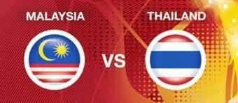 Live Streaming Malaysia Vs Thailand Tech Logos Malaysia Thailand