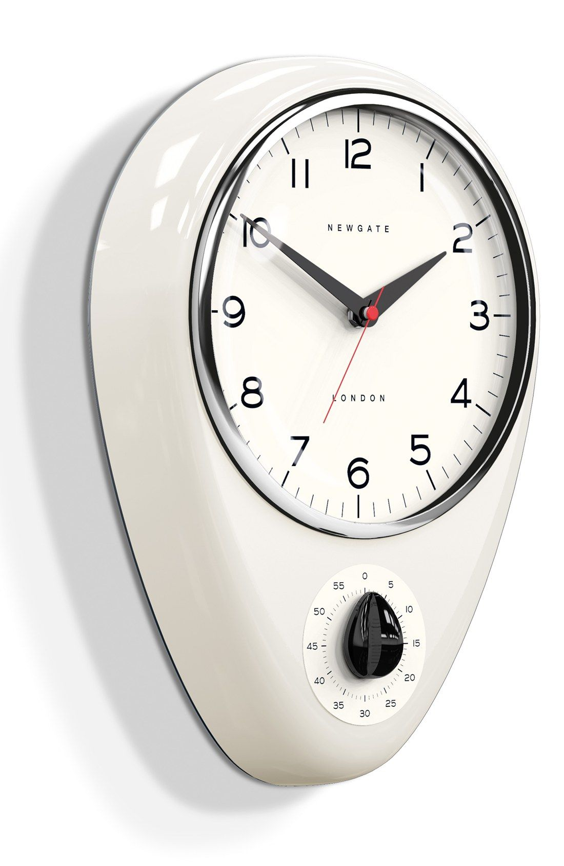 Newgate U0027Discoveryu0027 Wall Clock U0026 Kitchen Timer
