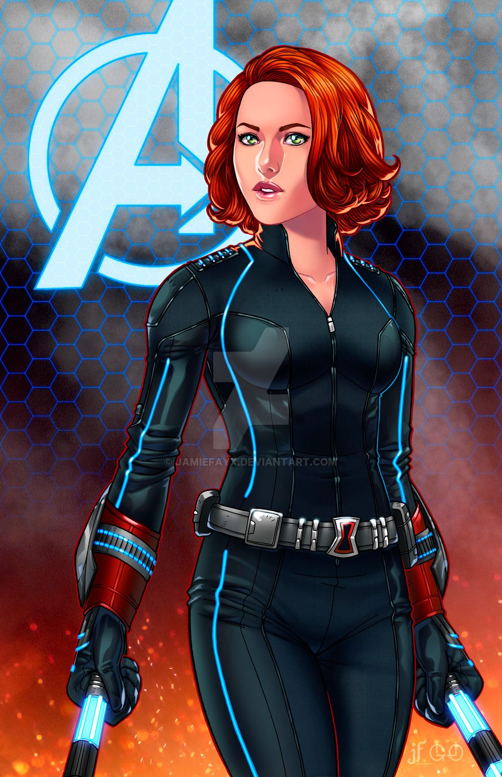 Marvel black widow - photo#37