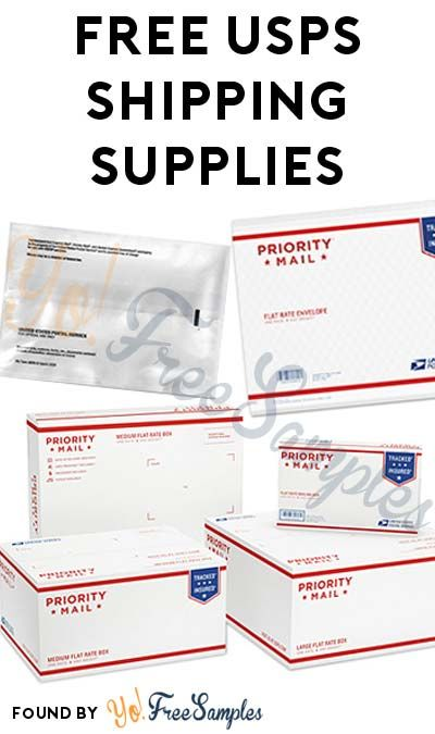 Free Priority Mail Boxes Flat Rate Boxes Padded Envelopes Other Usps Shipping Supplies Verified Received By Mail Shipping Supplies Usps Shipping Priority Mail