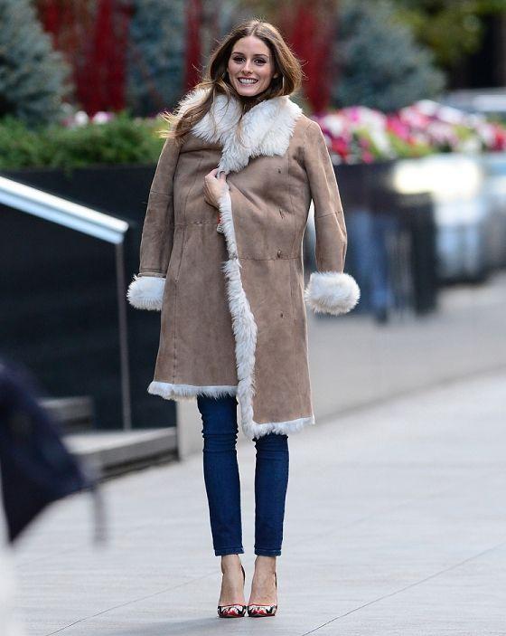 10 abrigos efecto peluche para combatir el frío (y 1001 ...