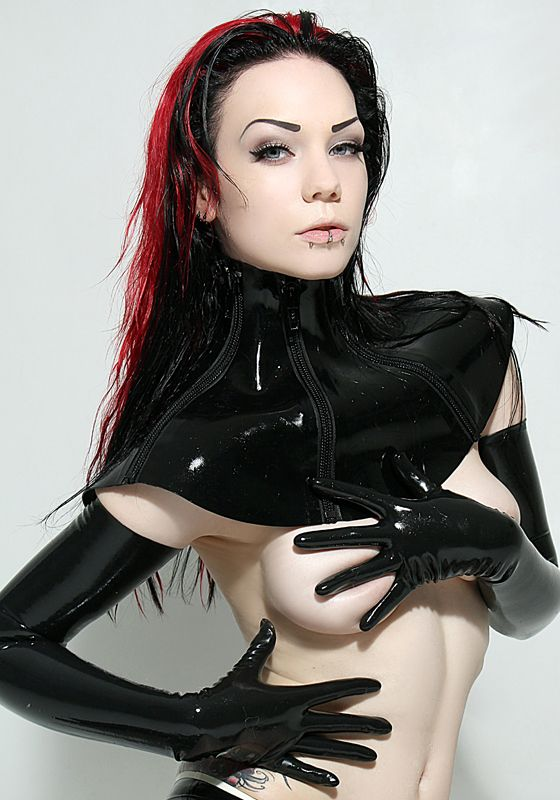 Fetish model fantazia — photo 4