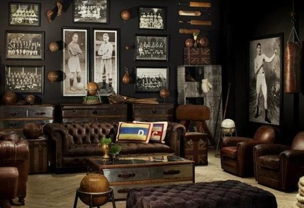 Man caves. my accessories style pinterest interieur