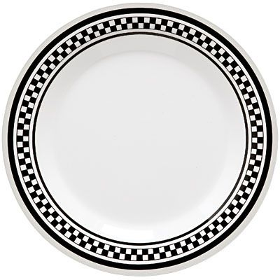 black and white checkered dinnerware | Not quite what you were looking for? Browse more Restaurant Dinnerware  sc 1 st  Pinterest & black and white checkered dinnerware | Not quite what you were ...