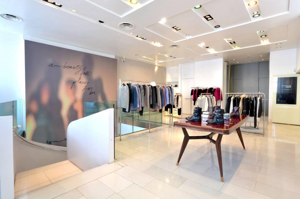 wholesale dealer bf1ad 06af3 PINKO Hybrid Shop LONDON 161, Brompton Road-Knightsbridge ...