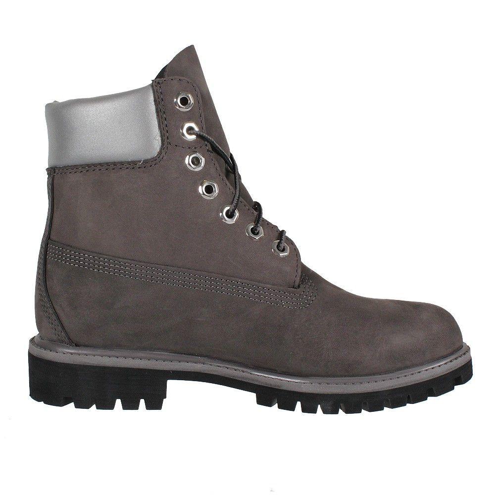 Timberland 6-Inch Premium Waterproof Herren Boot A13ME grey