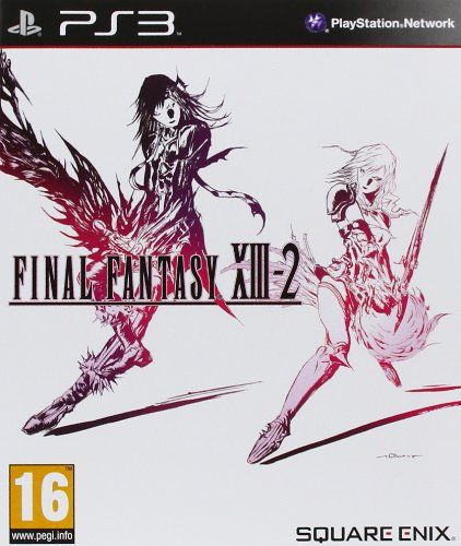 #FinalFantasyXIII2