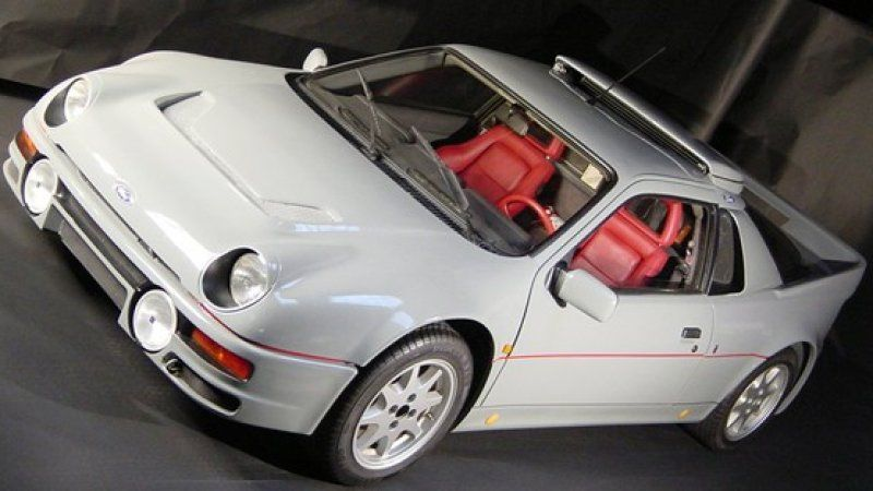 Ebay Find Of The Day Ford Rs200 In California Ford Classic