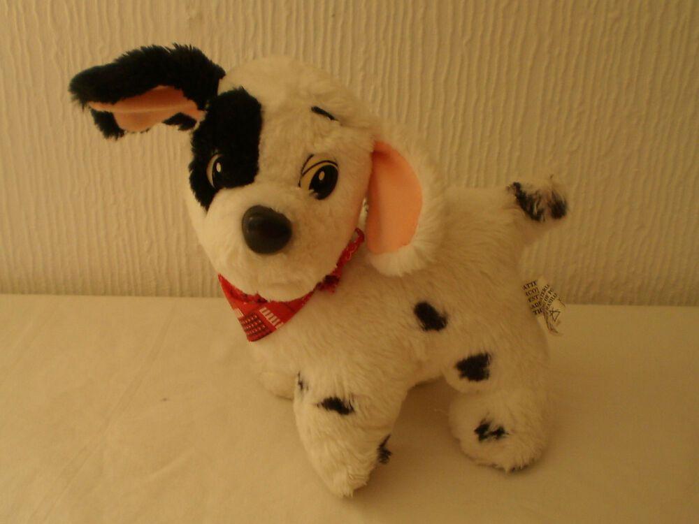 Mattel Soft Toy Plush Patch The Dalmatian Dog Puppy Animal