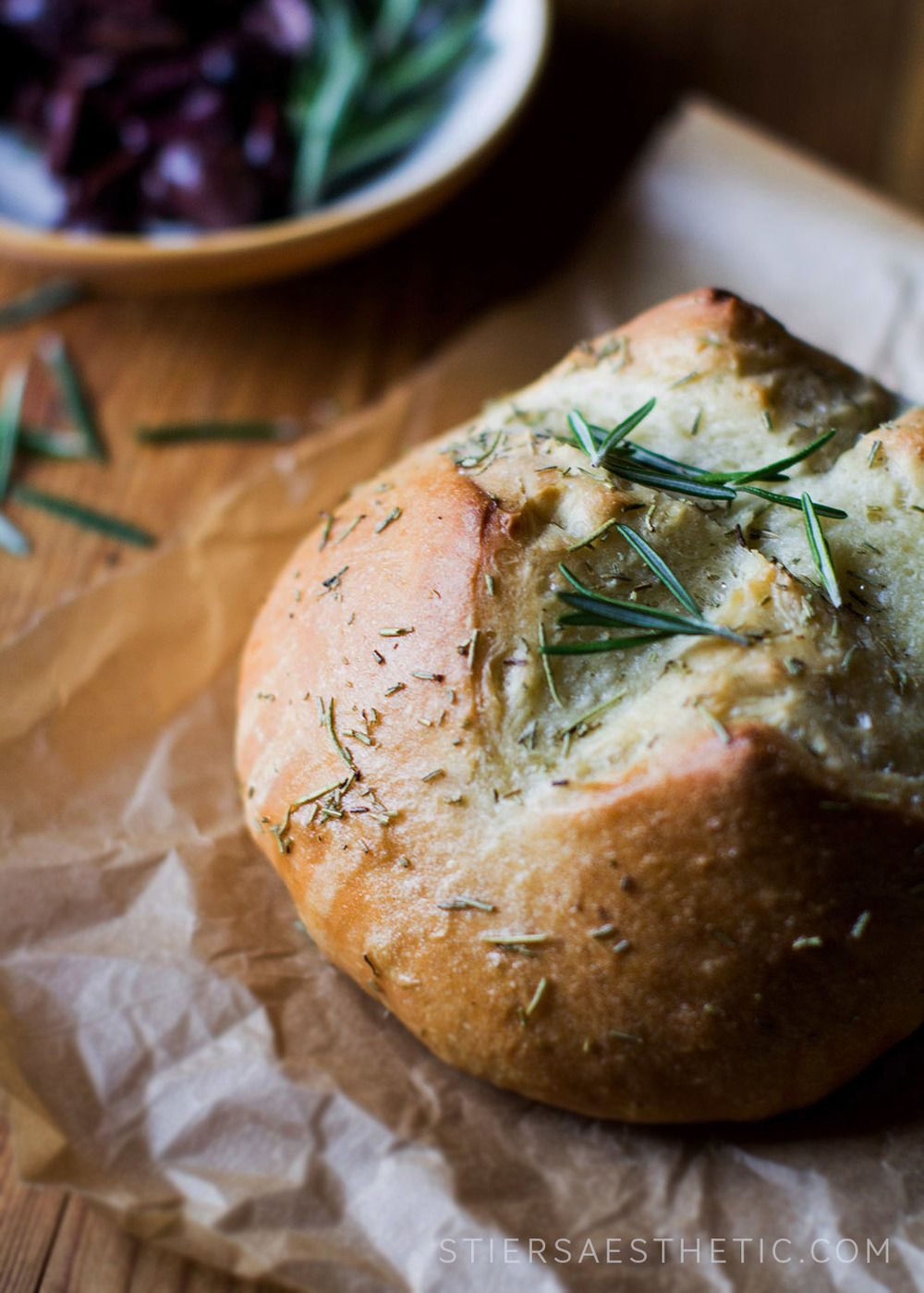 how to make rosemary focaccia bread