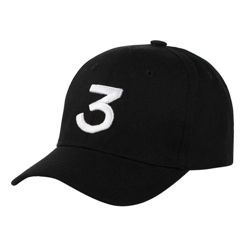 Men Women Peaked Hat HipHop Curved Strapback Snapback Baseball Cap Adjustable A