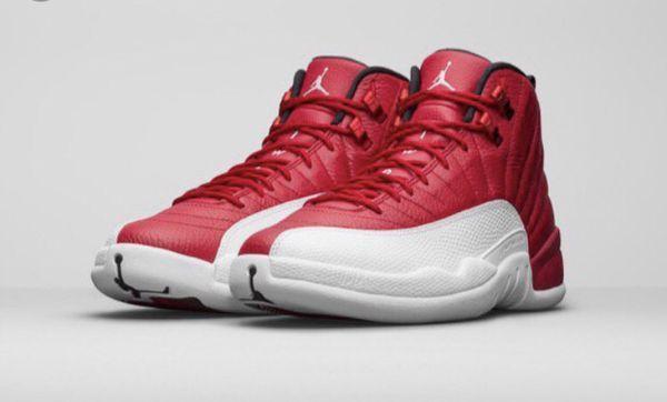 Gym Red 12s   Air jordans, Sneakers
