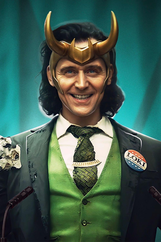 Loki (2021 TV series) Wallpapers