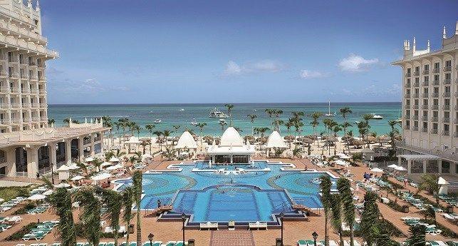 Riu Palace Aruba In Palm Beach Aruba Destination Weddings In