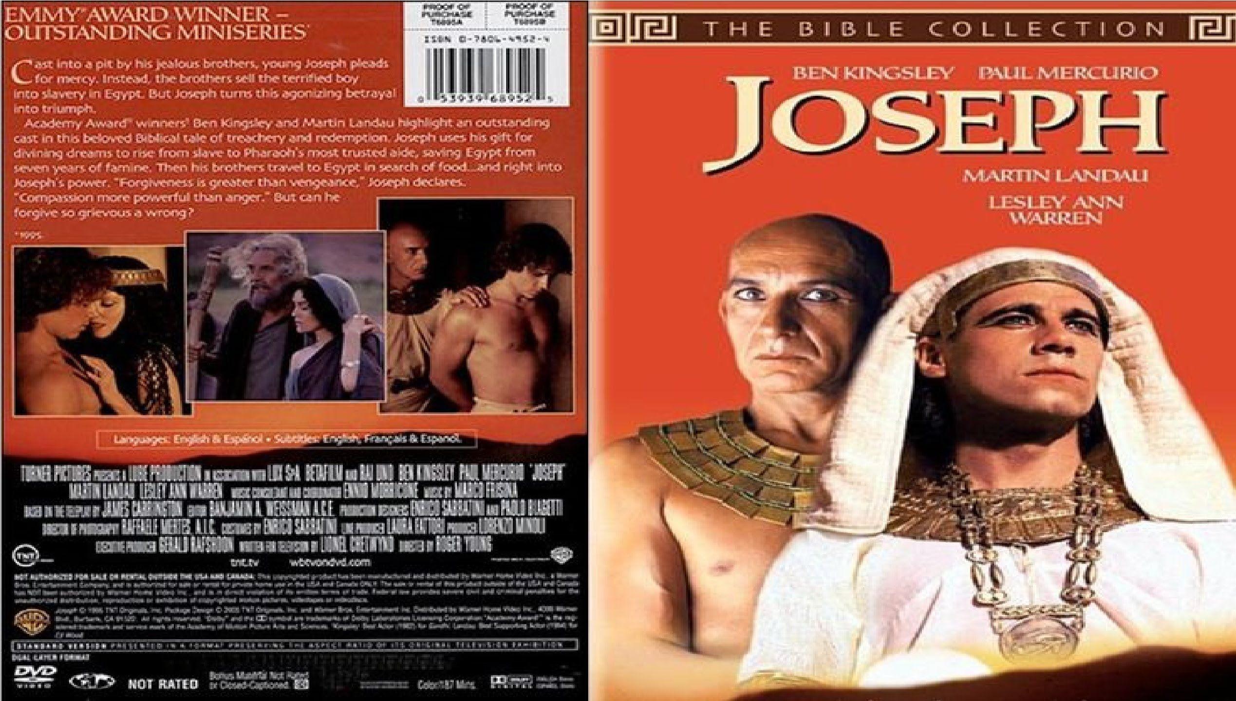 Joseph In Egypt 1995 Part 1 5 Dvd Hd