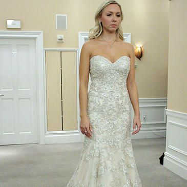 Say Yes To The Dress Season 13 Episode 14 Danielle Caprese Looks Similar This