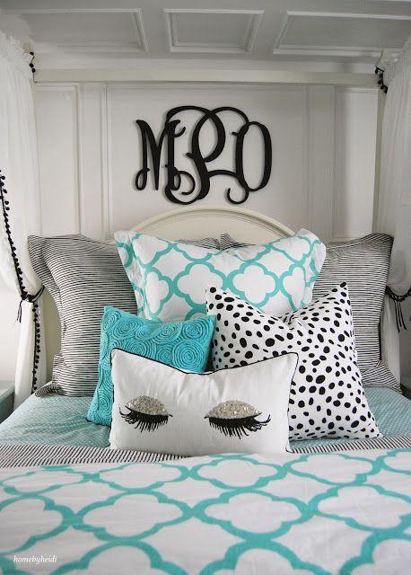 21 Stunning and Mesmerizing Turquoise Room Decoration ...