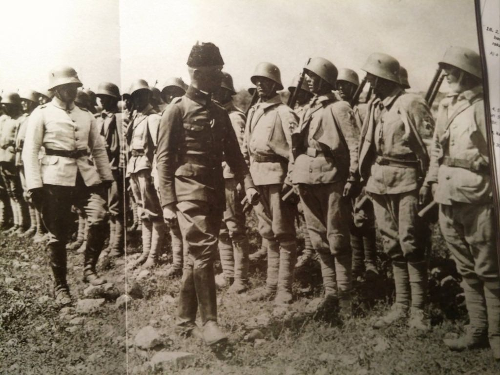 Ottoman Storm Troopers Ww1 Soldiers First World World War