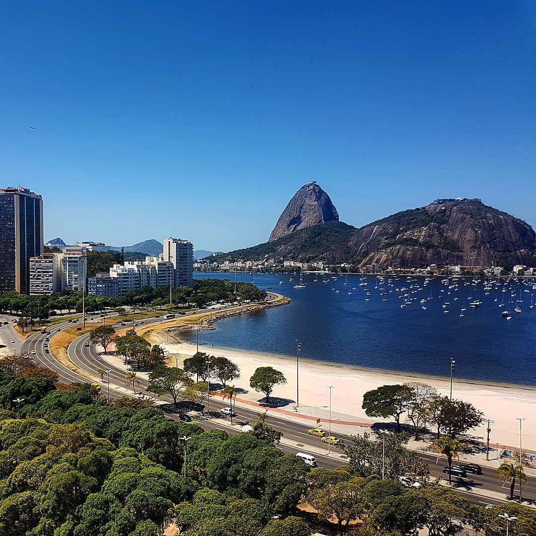 Enseada De Botafogo Rio De Janeiro Ihcarioquei Rio