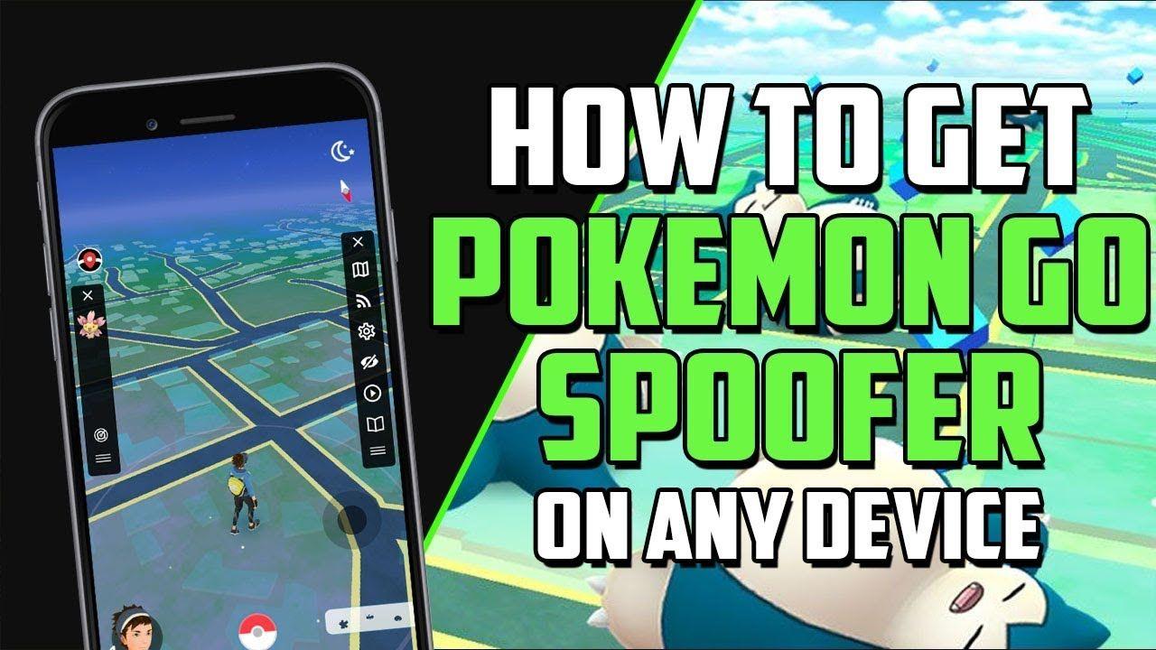 Pokemon Go Hack Apk Joystick in 2020 Pokemon go, Pokemon