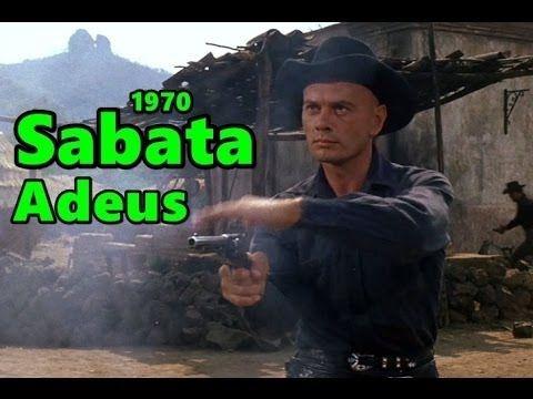 Sabata Adeus 1970 Faroeste Filme Completo Dublado Filmes De