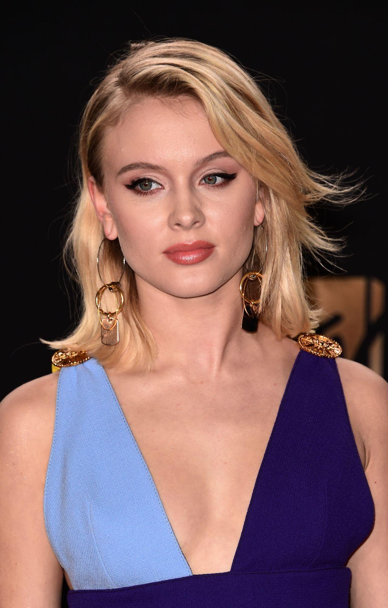 Zara Larsson #ZaraLarsson MTV Movie and TV Awards in Los Angeles 07/05/2017 http://ift.tt/2uUPSx7
