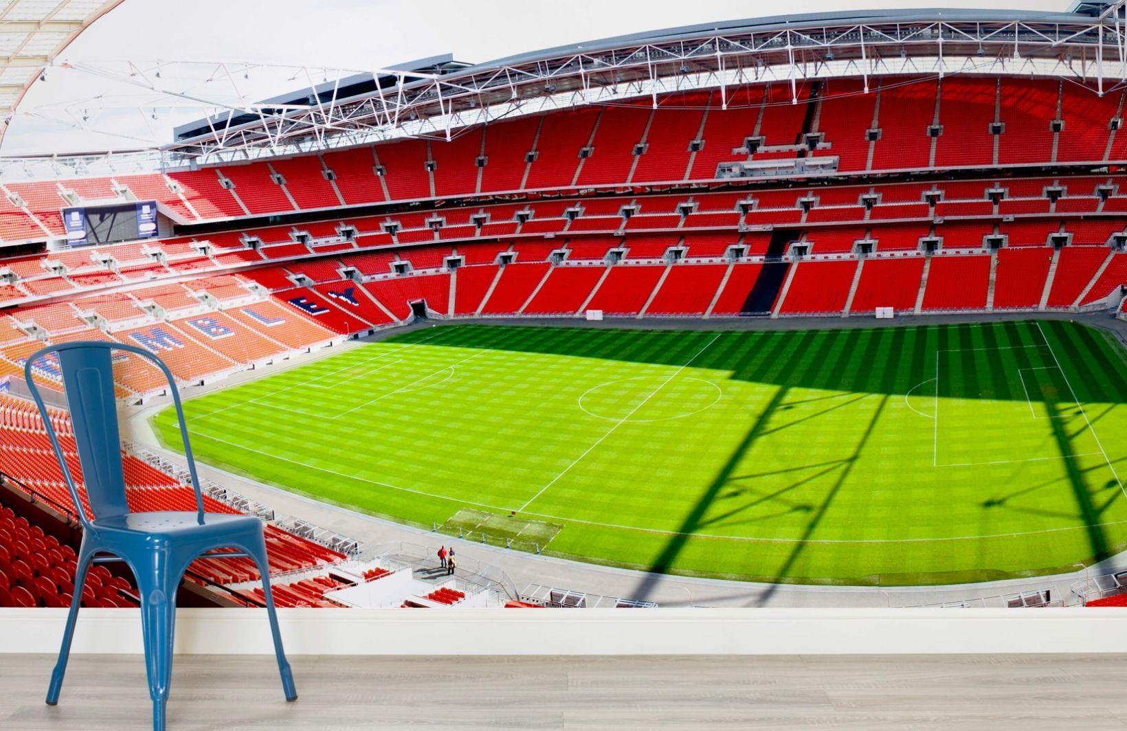 Wembley Stadium Football Wall Mural