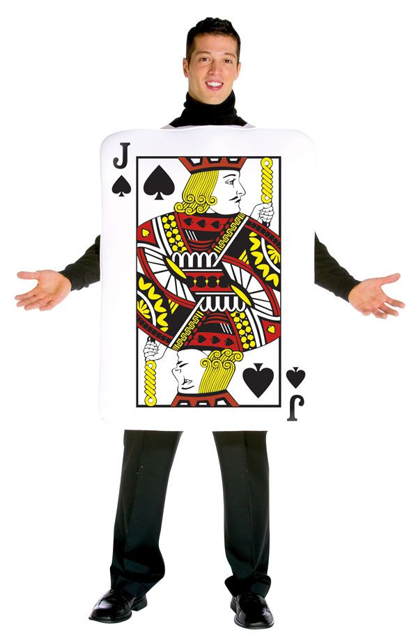Playing Card Costumes To Make Costumes For Jack Jack Of Spades