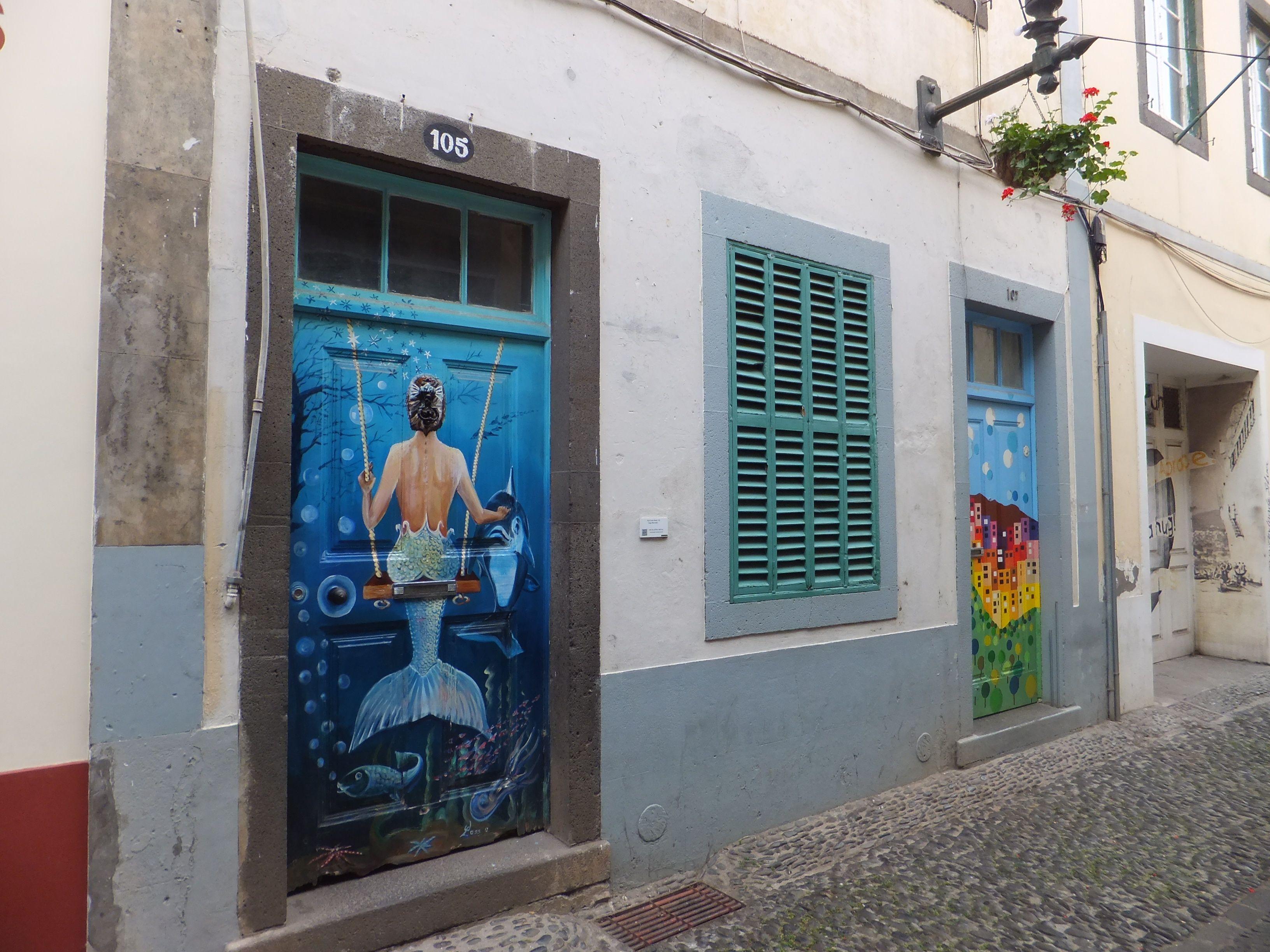 Madeira in December Casas
