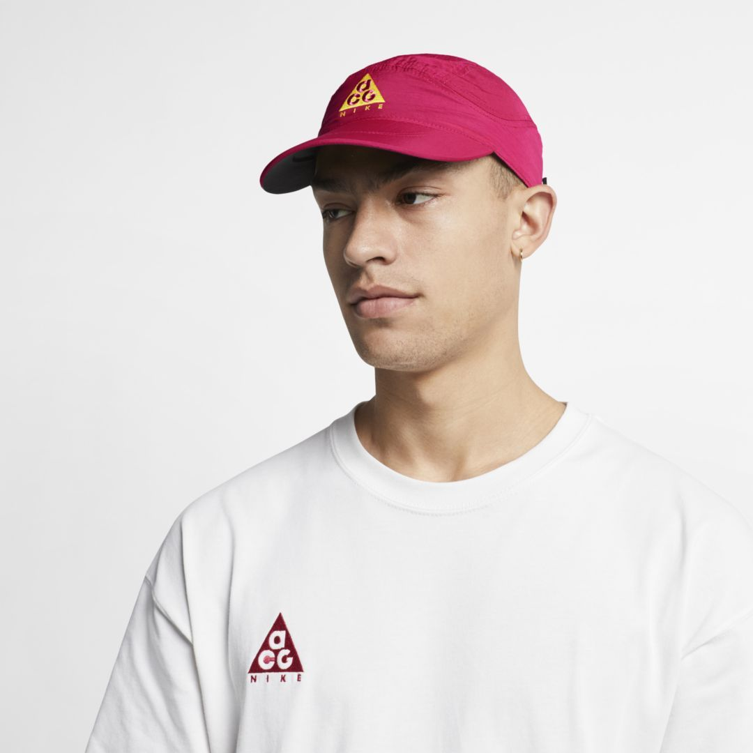 7fb3f6722a Nike ACG Tailwind Adjustable Hat Size ONE SIZE (Rush Pink) in 2019 ...