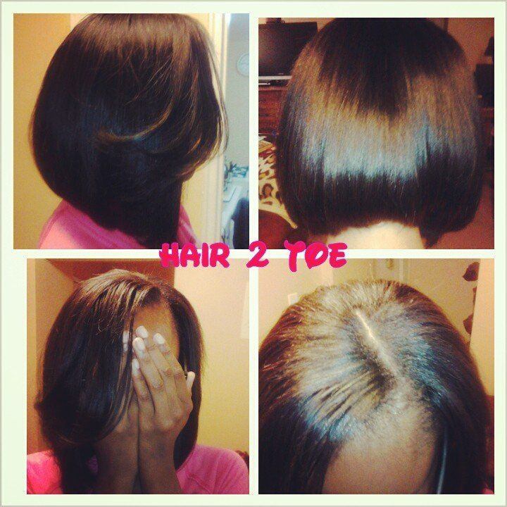 Sew In Bob Hairstyles 2017