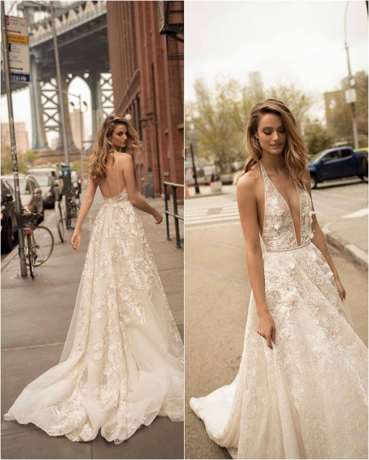 8501dbf035c berta wedding dresses 2018 spring summer 01 open back